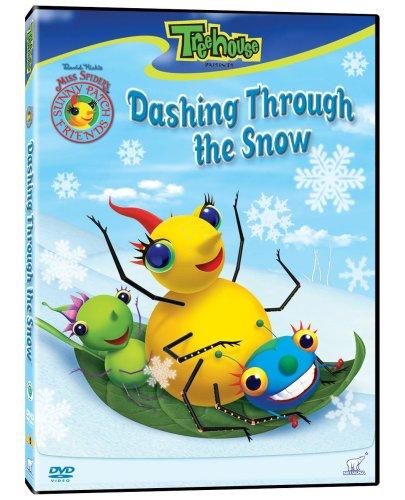 Miss Spider: Dashing Through the Snow Miss Spider Dvd