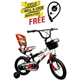Speed Bird Sports Kids Cycle - Baby Cycle For Boys & Girls - Age Group 3-6 Years