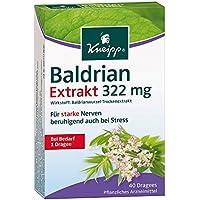 Kneipp Baldrian Extrakt extra stark überz.tabl. 40 stk preisvergleich bei billige-tabletten.eu