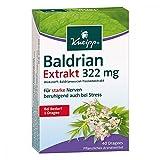 Kneipp Baldrian Extrakt extra stark überz.tabl. 40 stk