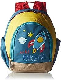 Adelheid Echt Rakete Kinderrucksack - Bolso de material sintético niños