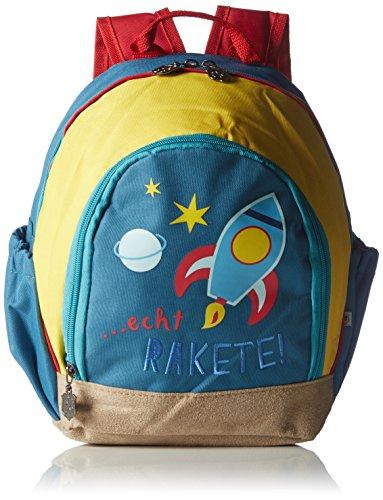 Kleinkind Passt Ostern (Adelheid Echt Rakete Kinderrucksack 13253275899 Jungen Jungenhandtasche 22x29x15 cm (B x H x T), Blau (rauchblau)