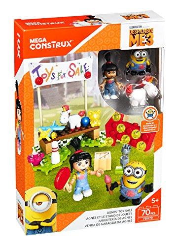 Mattel FDX79 Niño/niña Kit de Figura de Juguete para niños - Kits de Figuras de Juguete para niños (5 año(s), Niño/niña,, plástico, Dibujos Animados, Minions (Animated Film))