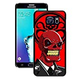 Telecharger Livres FunCuteCovers Protector Coque Case For Samsung Galaxy S6 Edge Plus Red Skull New Style (PDF,EPUB,MOBI) gratuits en Francaise