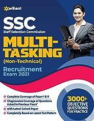 SSC Multi Tasking Non-Technical Guide 2021