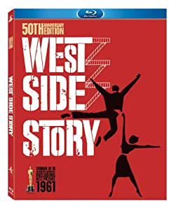 West Side Story [Blu-ray] [1961] [US Import]