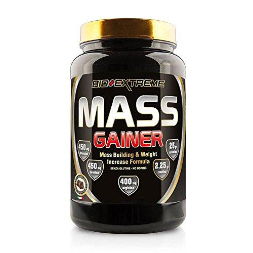 MASS GAINER [3000 G] - BIO EXTREME (CAFFÈ-NOCCIOLA, 3000 G)