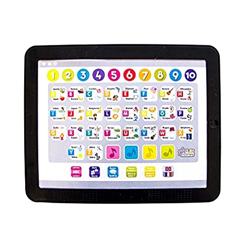 Jeux 2 Mômes - Ea5201 - Tablette Educative - Grand