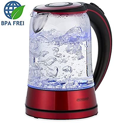 Wasserkocher-Teekocher-17-L-Edelstahl-Glas-LED-Kocher-schnurlos-kabellos-2200W