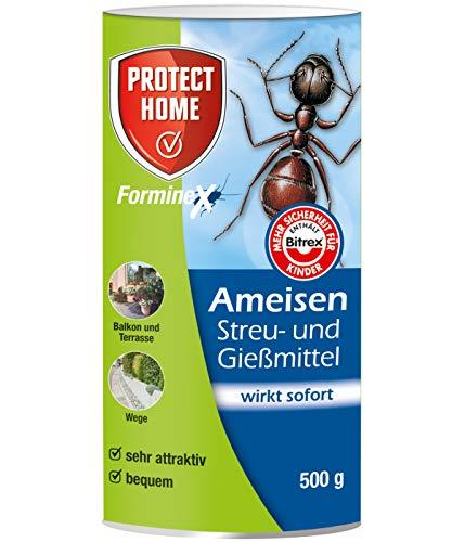 PROTECT HOME Forminex Ameisen Streu- und Giessmittel, 500 g (ehem. Bayer Garten Blattanex)