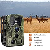 Micoke Caméra de Chasse 16MP 1080P HD avec 3...