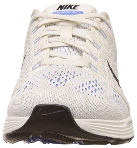 NikeLunarglide 7 - Scarpe Running Donna Blu (Blue (Sail/Black/Chalk Blue/Pr Pltnm))