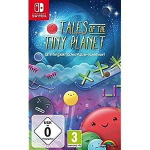 TALES OF THE TINY PLANET – Ein intergalaktisches Puzzle Abenteuer – Switch [Nintendo Switch]