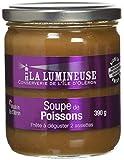 La Lumineuse Soupe de Poissons 390 g - Lot de 3