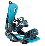BINDUNG SP Fastec Starr Black/Mint S/M