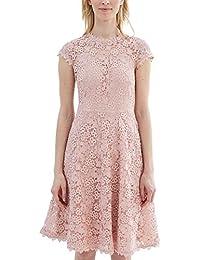 ESPRIT Collection Damen Kleid 037eo1e029