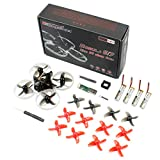 GEHOO GH Happymodel Mobula7 75mm Crazybee F3 Pro OSD 2S Whoop FPV Racing Drone with Upgrade BB2 ESC 700TVL BNF