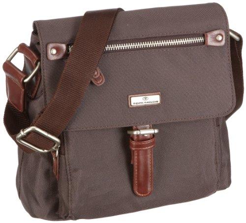 Tom Tailor Acc Damen RINA Umhängetaschen, (braun 29), 22x20x10 cm (Clearance Designer-handtaschen)