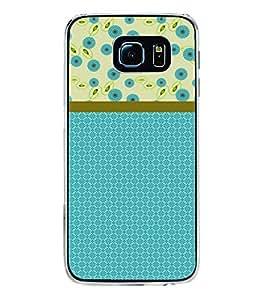 Fiobs Designer Back Case Cover for Samsung Galaxy S6 Edge+ :: Samsung Galaxy S6 Edge Plus :: Samsung Galaxy S6 Edge+ G928G :: Samsung Galaxy S6 Edge+ G928F G928T G928A G928I (Multipattern Pink Design)