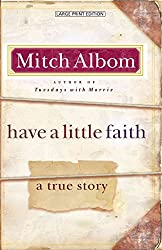 [(Have a Little Faith : A True Story)] [By (author) Mitch Albom] published on (March, 2011)