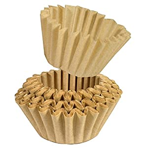 100 Universal Paper Coffee Filters 200/80 by DURSHANI