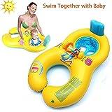 Anneau de natation pour bébé, Bouée Bébé, Anneaux de natation pour enfants,...
