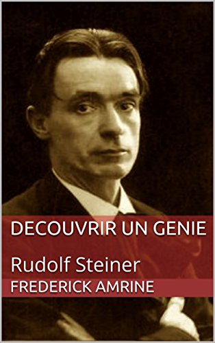 Couverture du livre Decouvrir un genie: Rudolf Steiner
