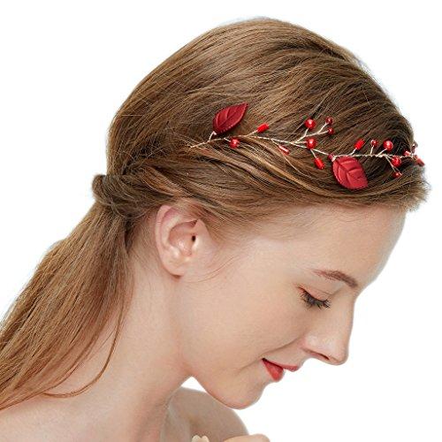 Copricapo da sposa vintage con accessori per capelli da sposa e cerimonia nuziale strass di cristallo HWMD219