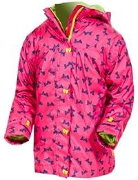 Target Dry Heidi chicas impresión chaqueta de lluvia