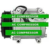 Gowe AC Compresseur pour voiture Ford Fiesta VI 1.41.6TDCi 012008–2015151484215221028V5119d629dd 8V5119d629de 8V5119d629df