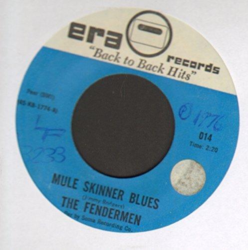 7-zoll-mule (Mule Skinner Blues / No More - 7