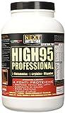 Next Nutrition Hhig 95 Professional Proteine 90% 4 Fonti con Arginina e Glutammina gr 1000 gusto Cacao Senza Glutine Senza Aspartame
