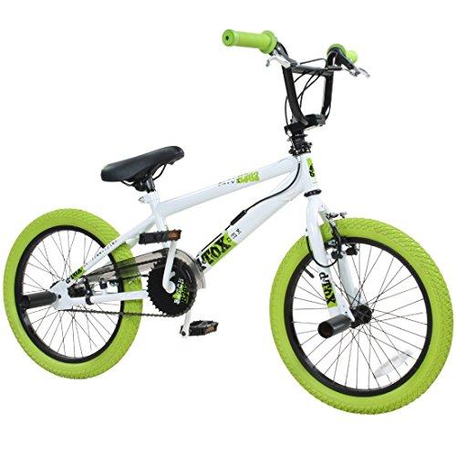18′ BMX deTOX Freestyle Kinder BMX Anfänger ab 120 cm, 6 J.