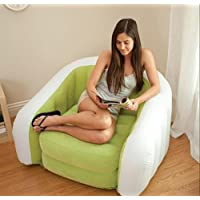 HUANLIN Fauliges Klappsofa, Einzel aufblasbare Sofa Folding Sofa faul Sofa Lazy Bones Sofa, Fauler Klappstuhl (Farbe : B)