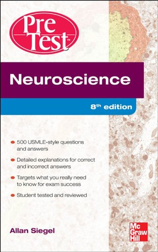 Neuroscience Pretest Self-Assessment and Review, 8th Edition (English Edition)