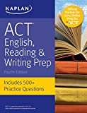 Best American Writing Series - ACT English, Reading & Writing Prep: Includes 500+ Review