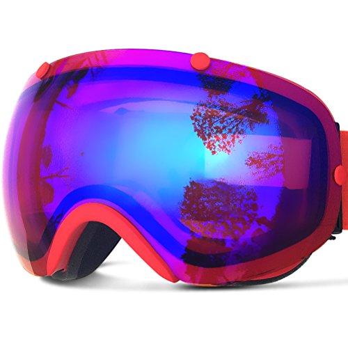 ZIONOR Lagopus XA Profesional Motos Nieve Snowboard