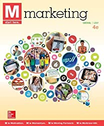M: Marketing: Written by Dhruv Grewal, 2014 Edition, (4) Publisher: McGraw-Hill Higher Education [Paperback]