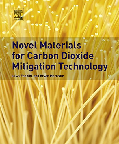 Novel Materials for Carbon Dioxide Mitigation Technology (English Edition)