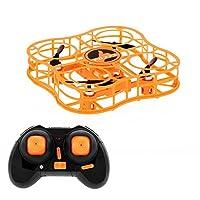 Goolsky FQ777 FQ03 Mini Drone Full Shields 360° Flip One Key Return Headless Mode RC Quadcopter for Beginner RTF