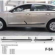 Spangenberg Listones de protección Lateral Hyundai i30CW III Kombi i30 CW a Partir de año de