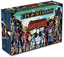 Legendary Marvel Deck Building Game: Secret Wars Vol 1
