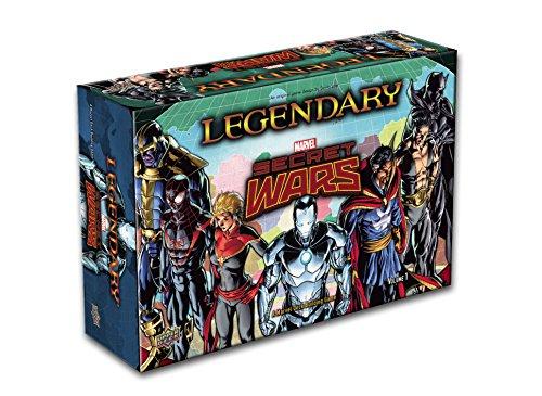 Legendary Marvel Deck Building Game: Secret Wars Vol 1