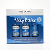 Tisserand Three Step Ritual To Sleep Better