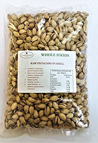 Chandras Whole Foods - Pistachios in shell