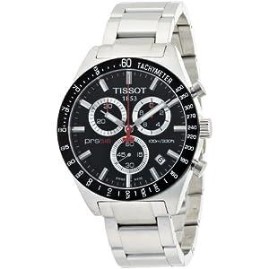 Tissot T0444172105100 – Reloj cronógrafo de caballero de cuarzo