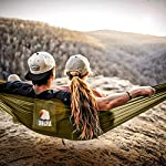 Camping Hammock with Mosquito Net - Outdoor Travel Hammock for Camping Hiking Backpacking 13