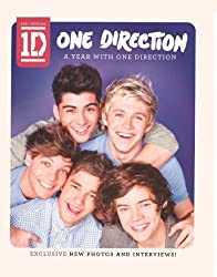 One Direction: A Year With One Direction (Turtleback School & Library Binding Edition) by One Direction (2013-01-02)