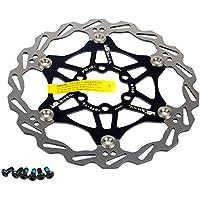 Accessorio per Bicicletta rotore Galleggiante per Disco Freno VGEBY1 Rotore di Raffreddamento Bici