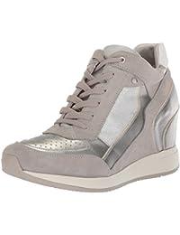 EE0VRBSC1_E70021, Baskets Hautes Femme, Noir, 35 EUVersace Jeans Couture